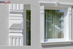 Aussenstuck Fassadenprofil
