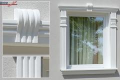 Beschichtetes Fassadenelement