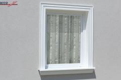 Beschichtete Fensterbank