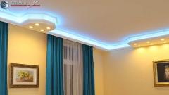 Beleuchtung-Decke