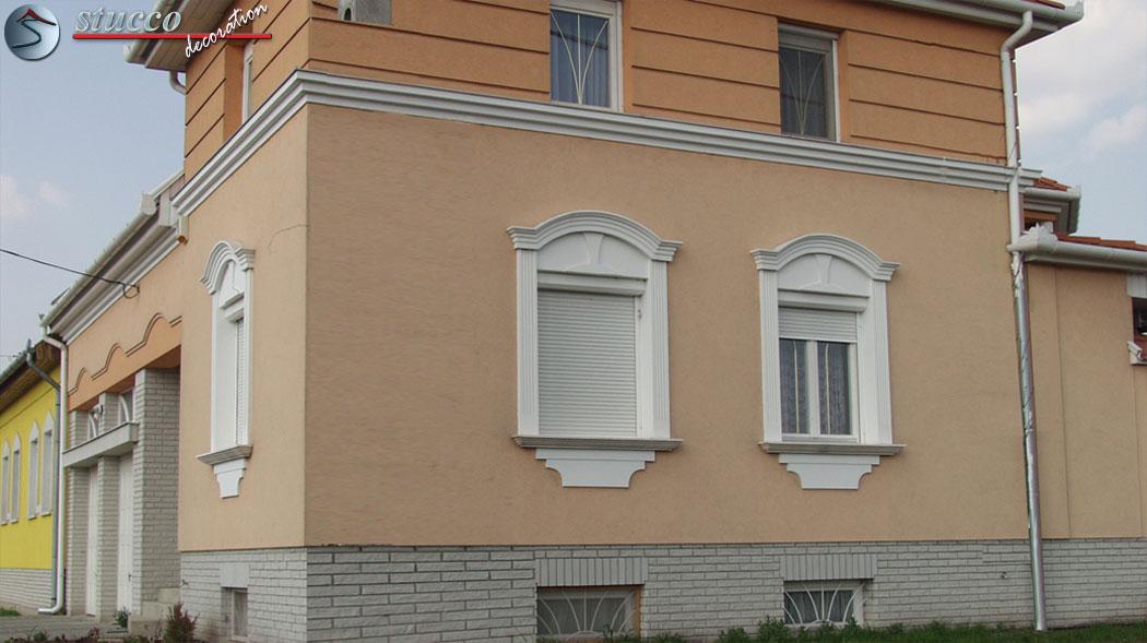 Haus Fassaden fassadenstuck aussenstuck vom hersteller stuckhersteller