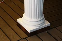 Säulen-Kapitell