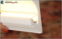 LED-Stuckleiste