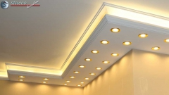 LED-Beleuchtung-indirekt