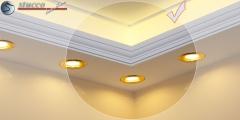 Deckenbeleuchtung-LED