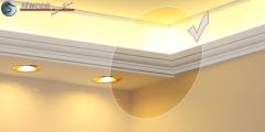 Stuckleisten-LED