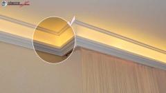 Indirekte-Beleuchtung-Küche
