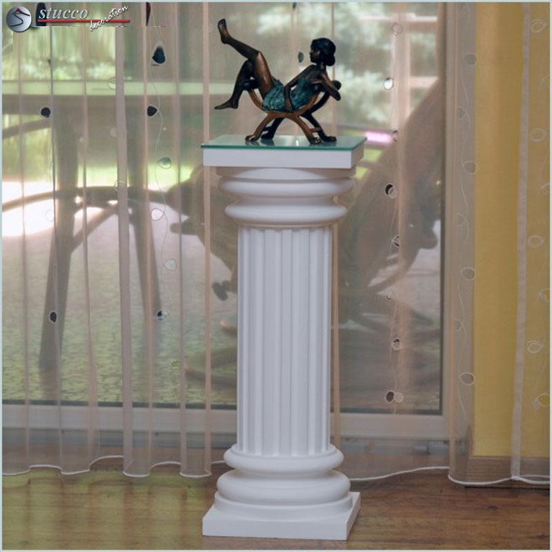 Komplette Deko Säulen / Styroporsäulen  Stuckhersteller