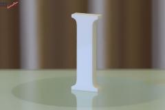 Styroporbuchstaben-i
