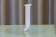 Styroporbuchstaben-j