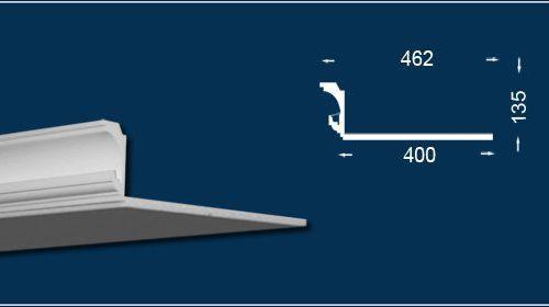 LED Licht im Wohnzimmer