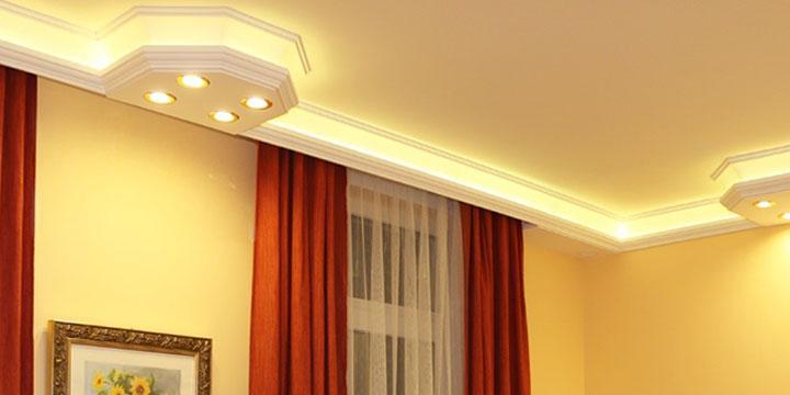 LED Stuckleiste