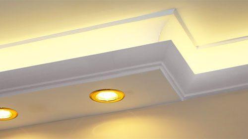 LEDs in Zierleiste einbauen