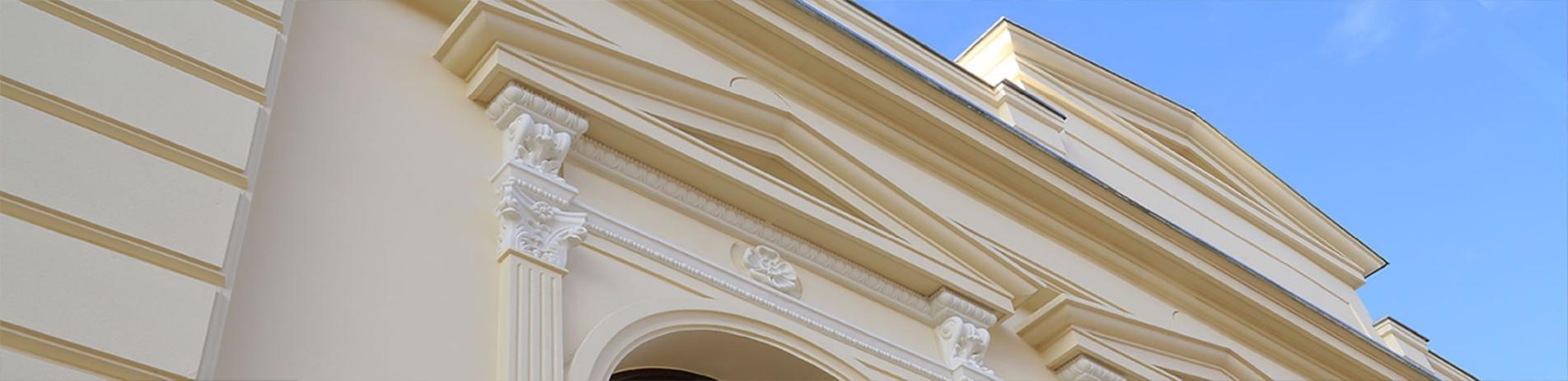 Fassadenstuck