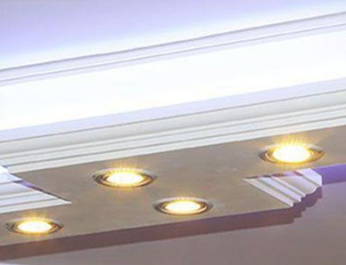 Stuckleuchten für direkte und indirekte LED Beleuchtung – eine phänomenale Lösung